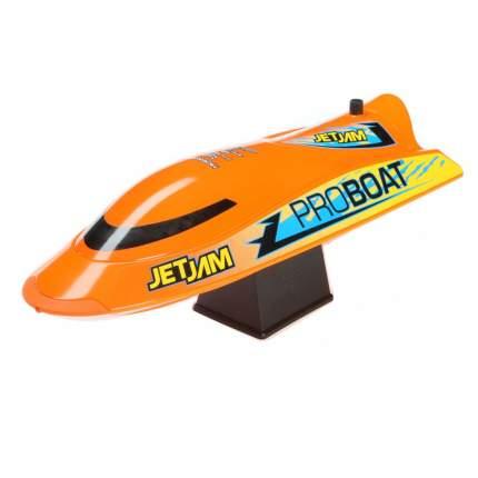 Радиоуправляемый катер ProBoat Jet Jam 12 Pool Racer RTR Orange