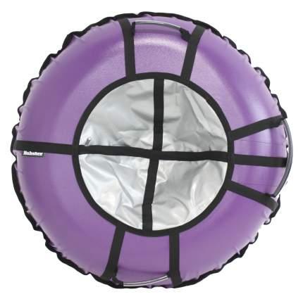 Тюбинг Hubster Ринг Pro фиолетовый-серый 90 см