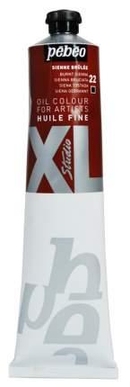 Масляная краска Pebeo XL сиена жженая 200022 200 мл