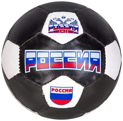 Футбольный мяч Minsa Россия №5 black/white