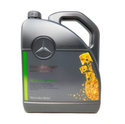 Масло моторное Mercedes-Benz 13BDER 5W-30 5л