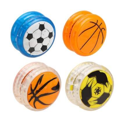 Йо-йо Наша Игрушка Мяч в ассортименте
