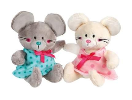 Мягкая игрушка животное Fluffy Family Мышонок Мики в платье 681595