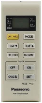 Пульт ДУ для кондиционера Panasonic CWA75C3747