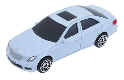 Машина металлическая RMZ City 1:64 Mercedes Benz E63 AMG белый 344999S-WH