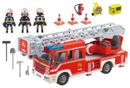"""Набор """"Пожарная машина с лестницей"""""""
