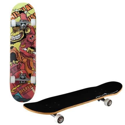 Скейтборд RGX LG 300 79 x 20 см разноцветный