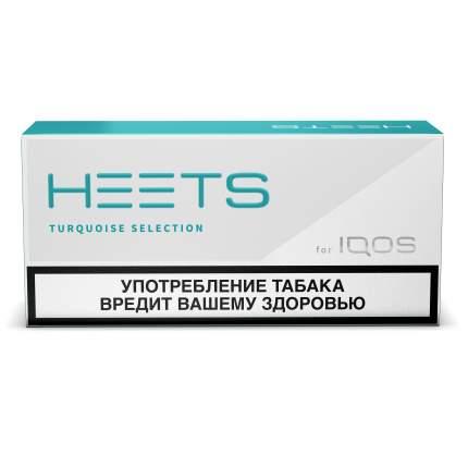 Стики HEETS Turquoisе Selection бирюзовый блок