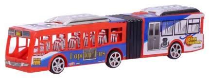 Автобус инерционный «Городской», цвета МИКС Sima-Land