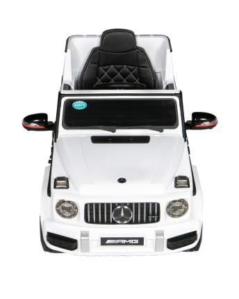 Детский электромобиль Barty Mercedes-AMG G63 ВВН-0002 (Лицензия), Белый