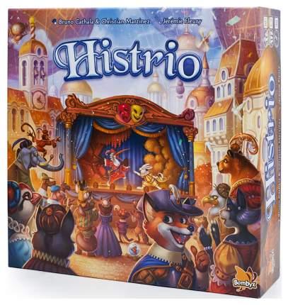 Настольная игра Пьеса из леса (Histrio)