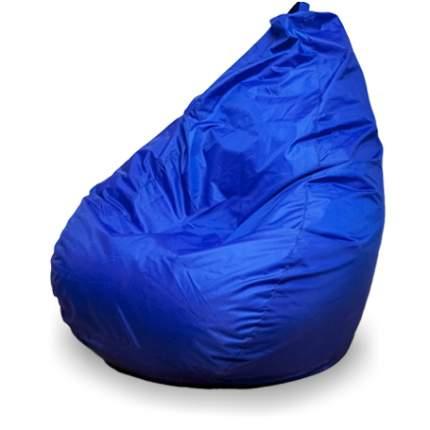Кресло-мешок ПуффБери Груша Оксфорд XL, синий