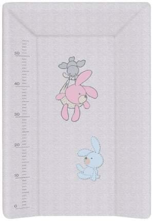 Матрац пеленальный Ceba Baby Bunnies grey W-201-068-260
