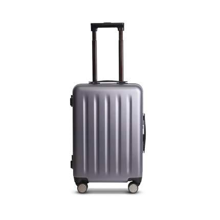 Чемодан Xiaomi Ninetygo PC Aluminum Frame Luggage 24'' grey M