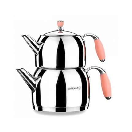 Набор восточных чайников 0,7 и 1,5 литра KORKMAZ