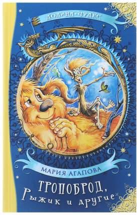 Книга Аквилегия-М Долина чудес. Тропоброд, Рыжик и другие