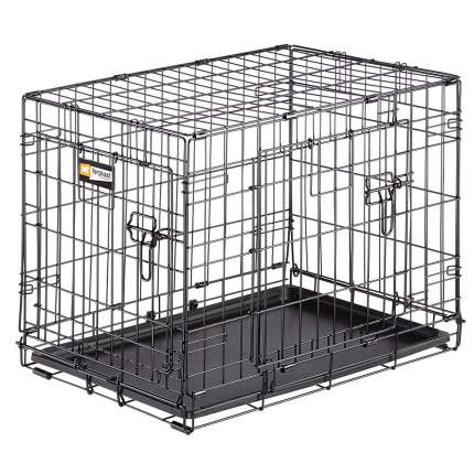 Клетка Ferplast Dog-inn для собак (Д 64,3 x Ш 46 x В 10 см, Dog-inn 60)
