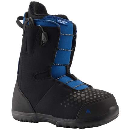 Ботинки для сноуборда Burton Concord Smalls 2020, black/blue, 24
