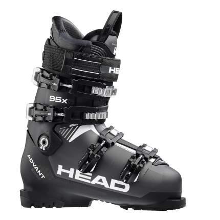 Горнолыжные ботинки Head Advant Edge 95 X 2019, anthracite/black, 27.5