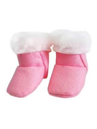 Валенки для куклы Колибри 10-02 розовые