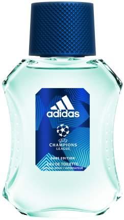 Туалетная вода Adidas UEFA Champions League Dare Edition Eau De Toilette 50 мл