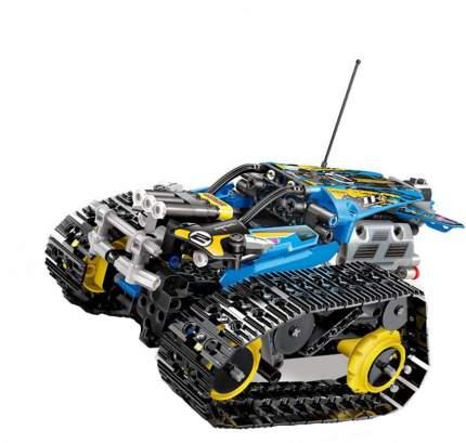 Электромеханический конструктор Technique Mould King 13032 Вездеход синий