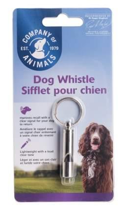 Свисток для собак Company of Animals, универсальный, металл