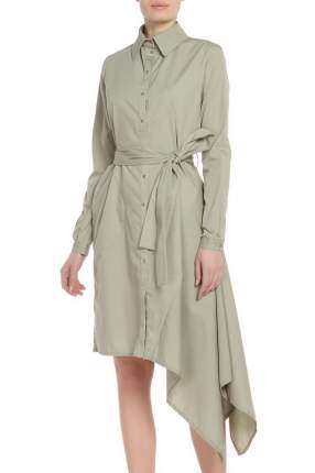 Платье женское Adzhedo 41228 зеленое L