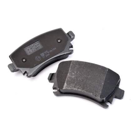 Комплект тормозных колодок SANGSIN BRAKE SP1165