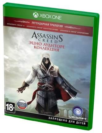 Игра для Xbox One Assassin's Creed: The Ezio Collection