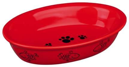 Одинарная миска для кошек и собак TRIXIE, керамика, в ассортименте, 0.2 л