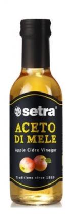 Уксус Setra 4% яблочный 250 мл