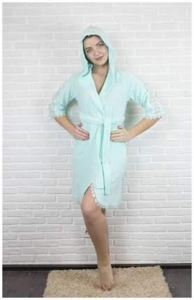 Халат Nusa NS-0221 S цвет Ментоловый