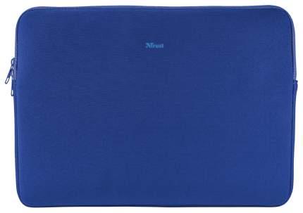"""Чехол для ноутбука 13.3"""" Trust Primo Slim синий"""