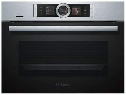 Встраиваемый электрический духовой шкаф Bosch CSG656RS6 Silver/Black