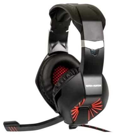 Игровые наушники Dialog HGK-28C Red/Black