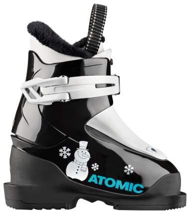 Горнолыжные ботинки Atomic Hawx Jr 1 2019, black/white, 17