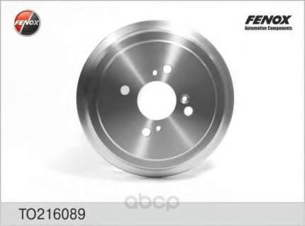 Барабан тормозной FENOX TO216089