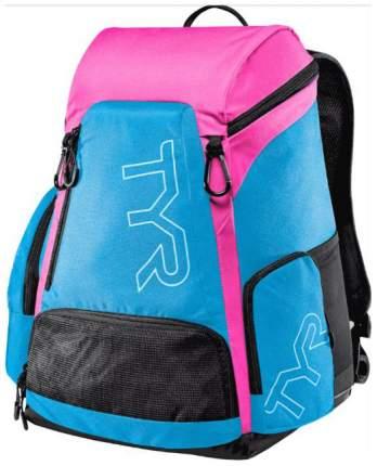 Рюкзак TYR Alliance, 30 л, 371 blue/pink