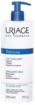 Молочко для лица Uriage Xemose Lait Emollient 500 мл