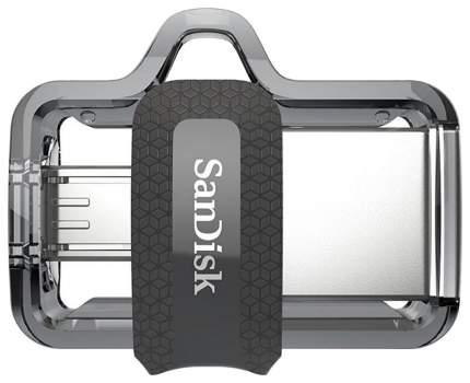 USB-флешка SanDisk Ultra Dual Drive m3.0 32GB Black (SDDD3-032G-G46)
