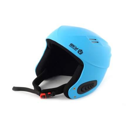 Горнолыжный шлем Sky Monkey VS600 2018, голубой, S