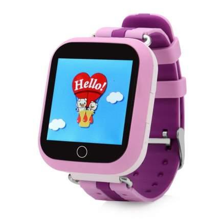 Детские смарт-часы Smart Baby Watch Q100 Violet/Violet