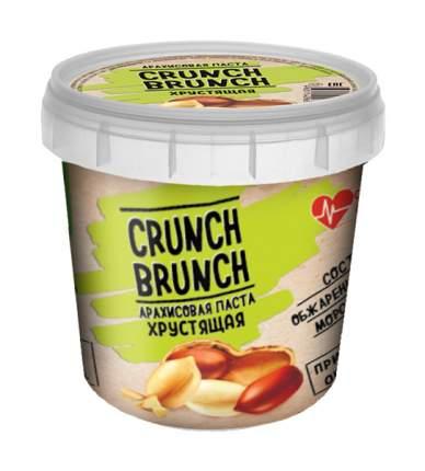 Арахисовая паста Crunch Brunch хрустящая 1000 г
