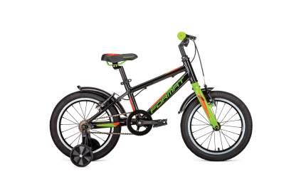 Велосипед Format Kids 16 1 ск. One Size 2018-2019 черный, RBKM9H6G1001