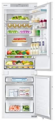 Встраиваемый холодильник Samsung BRB260031WW/WT White