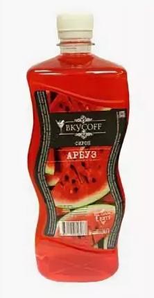 Сироп Вкусоff арбуз 1 л