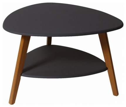 Журнальный стол Калифорния 50х77х78 см, коричневый
