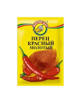 Перец красный Мастер Дак молотый 10 г
