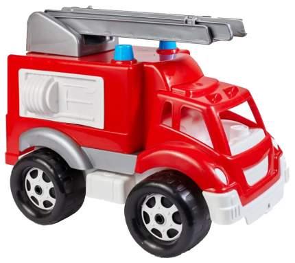 Пожарная машина ТехноК с выдвижной лестницей